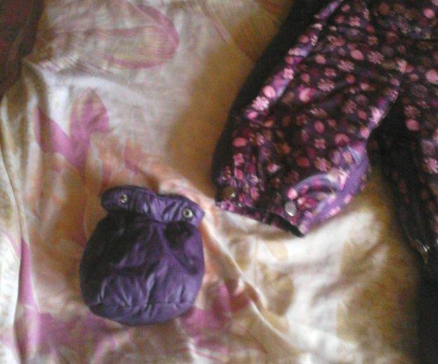 Продам болоневый комбинезон на девочку осень весна. Фото 3. Пермь.