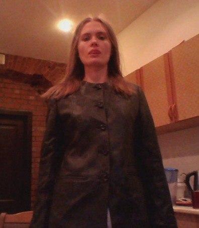 Куртка кожа. Фото 1. Санкт-Петербург.