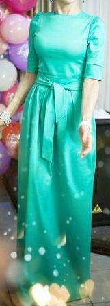 Платье длинное. Фото 1. Курган.