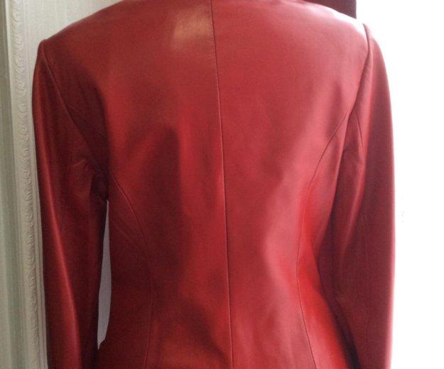 Куртка кожа. Фото 2. Лабинск.