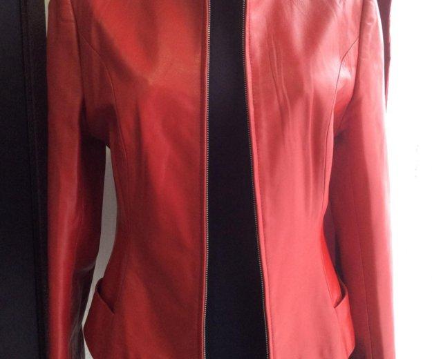 Куртка кожа. Фото 3. Лабинск.