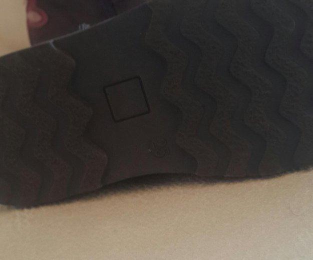 Обувь теплая  зима. Фото 1. Копейск.
