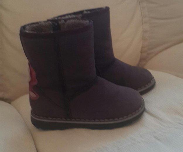 Обувь теплая  зима. Фото 2. Копейск.