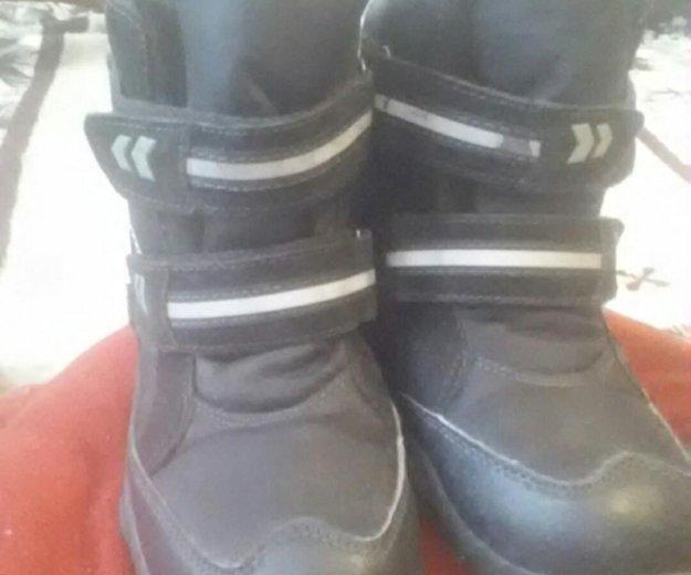 Ботинки зимние. Фото 1. Москва.