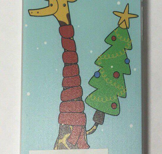"Чехол на iphone 5/5s ""жираф"". Фото 1. Санкт-Петербург."