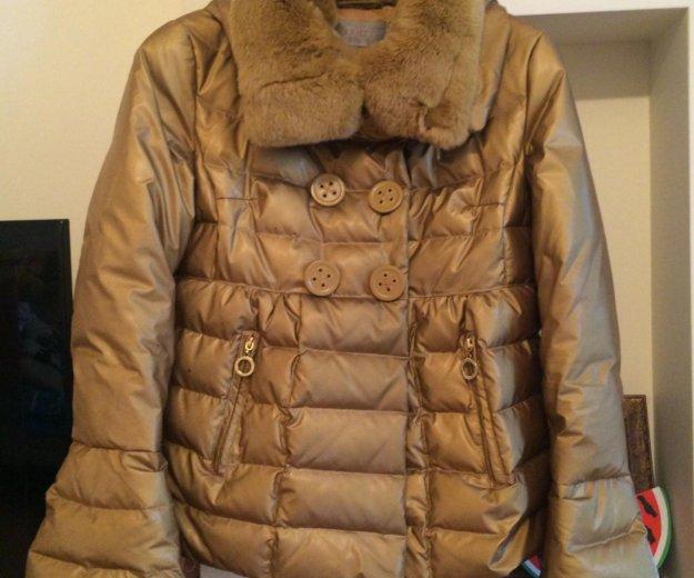 Женская куртка-пуховик. Фото 1. Балашиха.