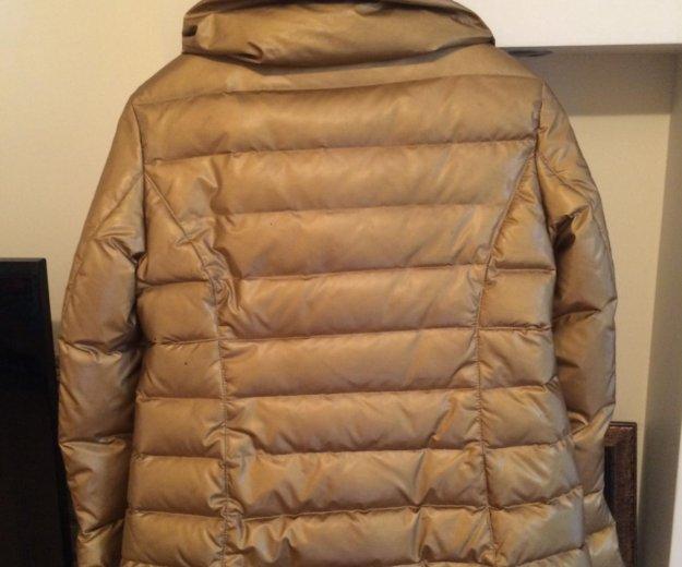 Женская куртка-пуховик. Фото 2. Балашиха.