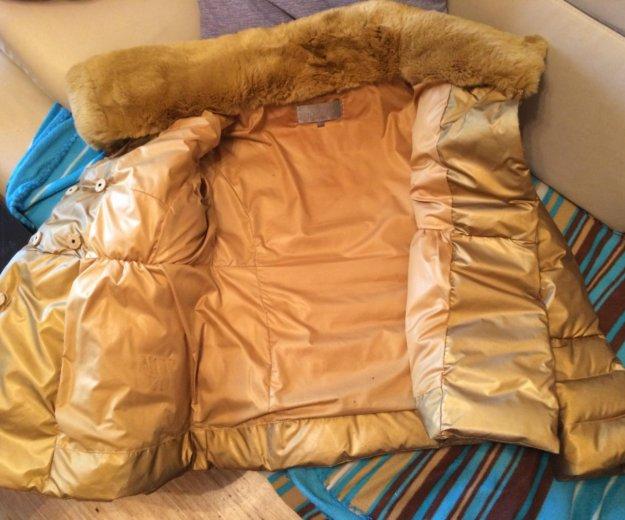 Женская куртка-пуховик. Фото 3. Балашиха.