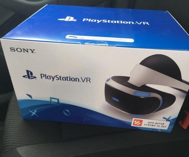 Playstation vr. Фото 2.