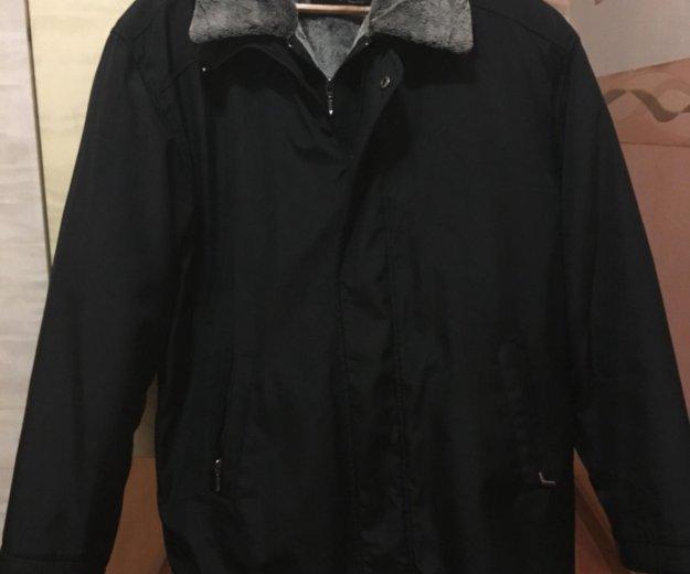 Куртка мужская зимняя. Фото 1. Москва.