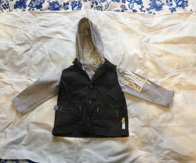 Wojcik курточка детская, на теплую весну. Фото 1. Москва.