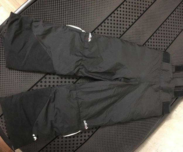 Детские зимние штаны с лямками. Фото 2. Пермь.