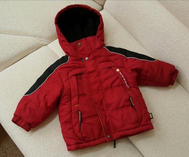 Детская куртка на синтепоне. Фото 1. Кострома.