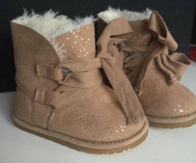 Ботиночки zara  зима. Фото 1. Ковров.