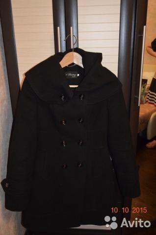 Зимнее пальто. Фото 1. Москва.