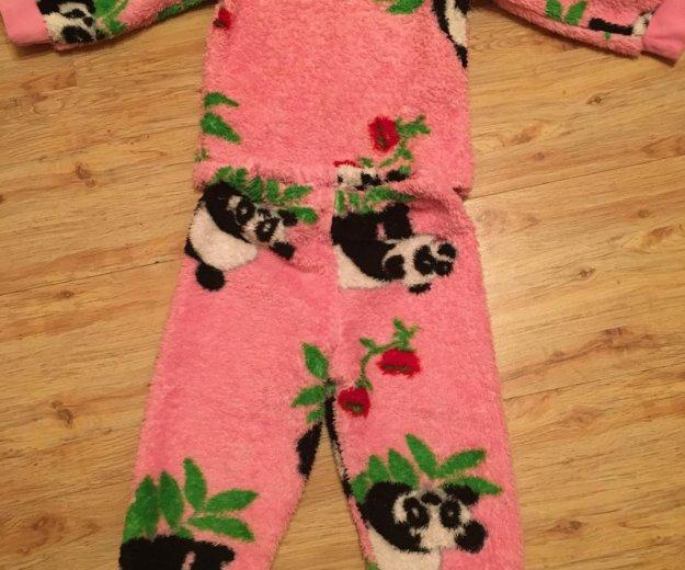 Теплая пижама. Фото 1.