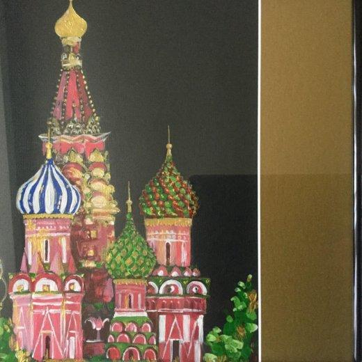 """храм василия блаженного"". Фото 1. Москва."