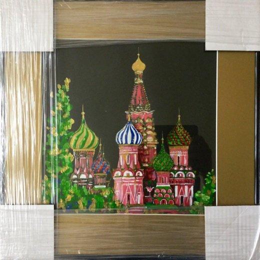 """храм василия блаженного"". Фото 2. Москва."
