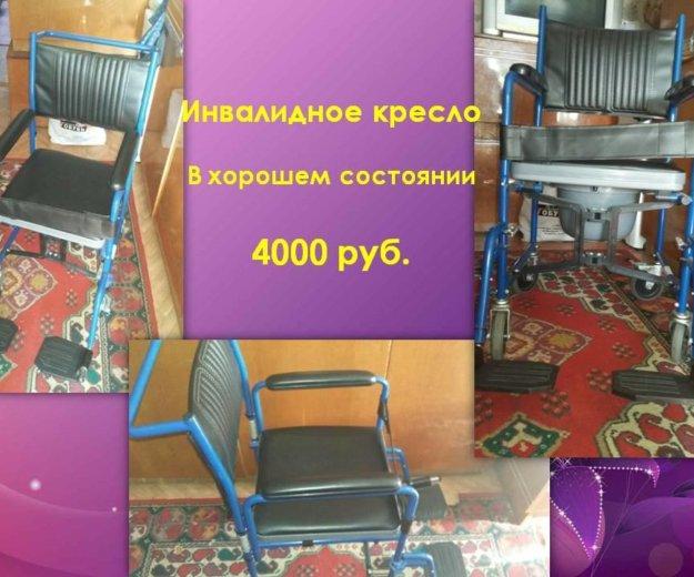 Инвалидная коляска. Фото 1. Россошь.