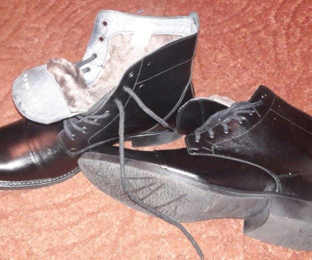 Мужские зимние ботинки. Фото 1. Калининград.