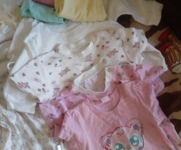 Детская одежда пакетом от 3 до 9 месяцев. Фото 2. Чехов.