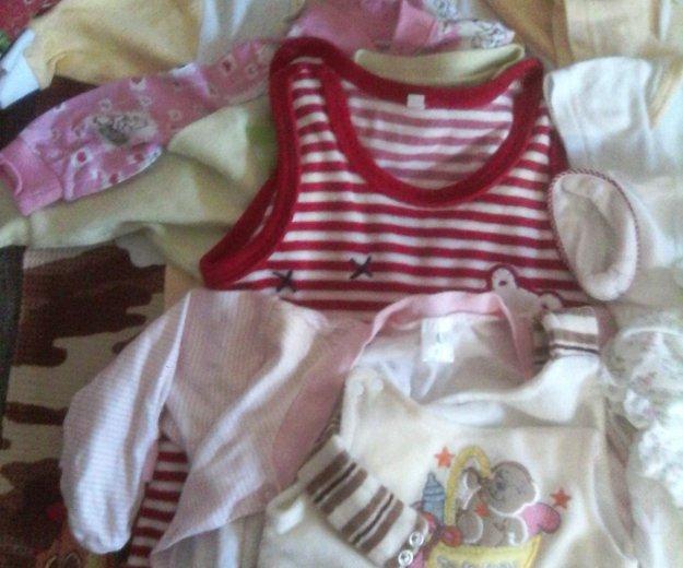 Детская одежда пакетом от 3 до 9 месяцев. Фото 4. Чехов.