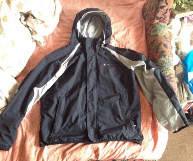 Демисезонная/зимняя куртка nike. Фото 1. Санкт-Петербург.