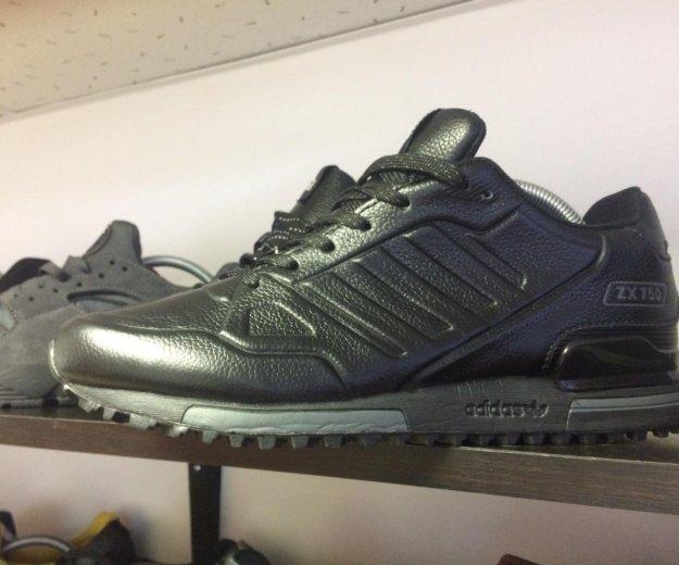 Adidas zx750 кожа 41р. Фото 1.