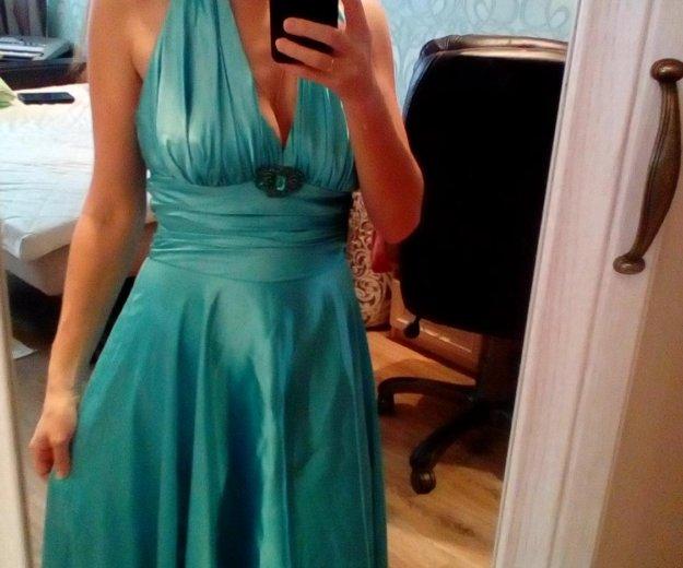 Платье вечернее 42-44. Фото 1. Люберцы.