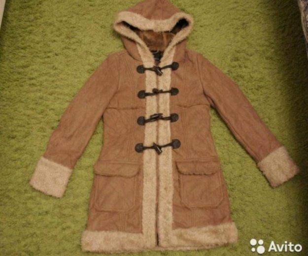 Стильное пальто демисезон. Фото 1. Химки.