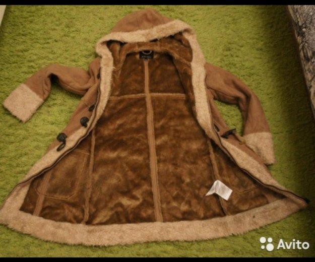 Стильное пальто демисезон. Фото 4. Химки.