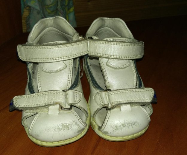 Первые ботиночки. Фото 3. Красногорск.