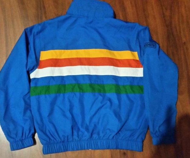 Куртка lacoste. Фото 1. Краснодар.