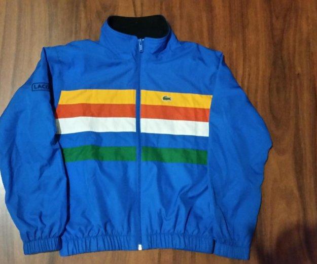 Куртка lacoste. Фото 2. Краснодар.