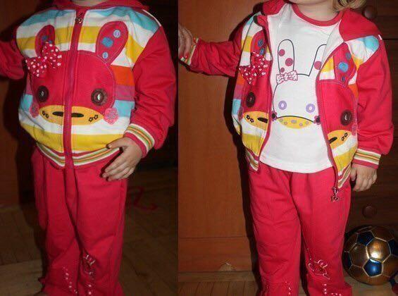 Детские костюмы тройка новые. Фото 1. Санкт-Петербург.