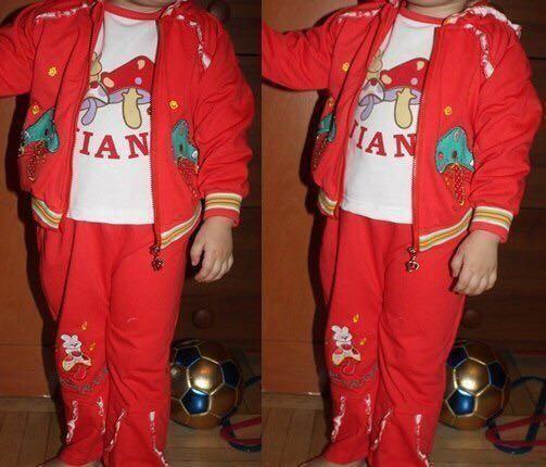 Детские костюмы тройка новые. Фото 2. Санкт-Петербург.