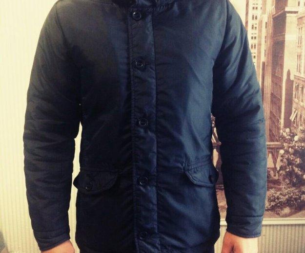 Куртка зимняя mustang. Фото 2. Москва.