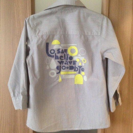 Рубашка для мальчика. Фото 2. Екатеринбург.