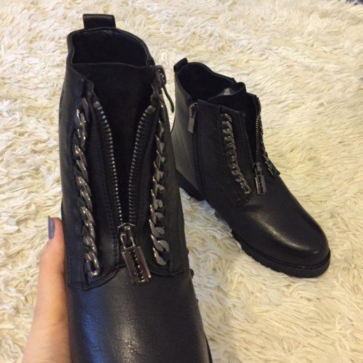 Зимние ботинки hermes в наличии. Фото 4.