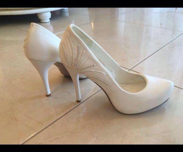 Туфли свадебные. Фото 2. Волгоград.