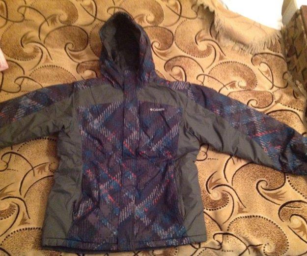Куртка columbia. Фото 1. Москва.