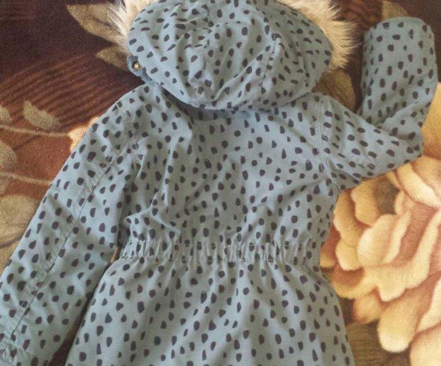 Куртка на 5-6 лет. Фото 2. Раменское.