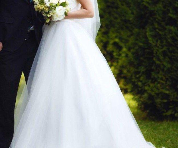 Свадебное платье oksana mukha. Фото 2. Иваново.