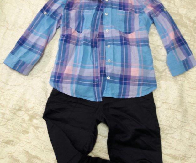 Рубашка и брюки. Фото 1. Батайск.