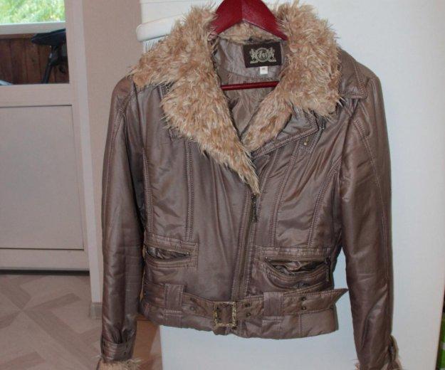 Куртка демисезонная. Фото 1. Белоозёрский.