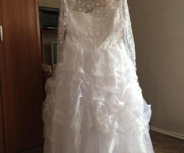 Свадебное платье. Фото 2. Чехов.