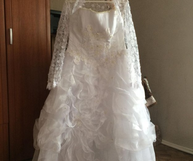 Свадебное платье. Фото 1. Чехов.