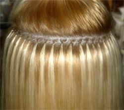 Капсульное наращивание волос!. Фото 3. Краснодар.