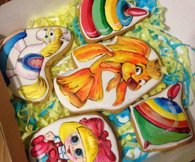 Торты и пирожные, пряники на заказ. Фото 1. Москва.