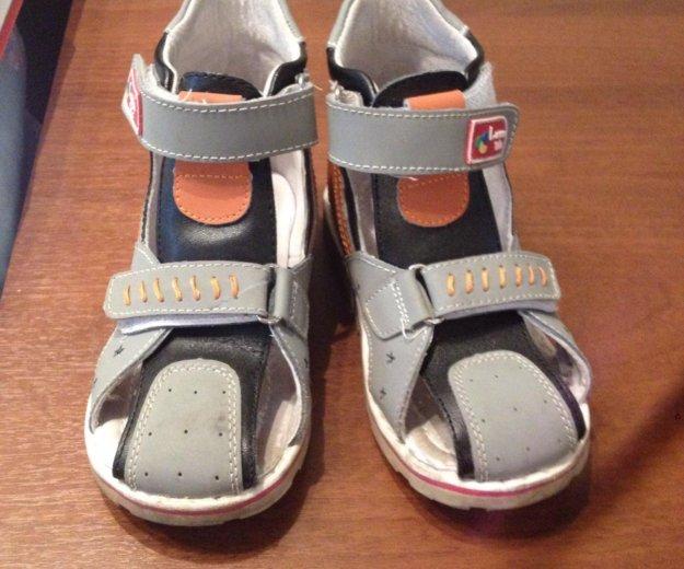 Продаю новые ортопедические сандали. Фото 1. Астрахань.